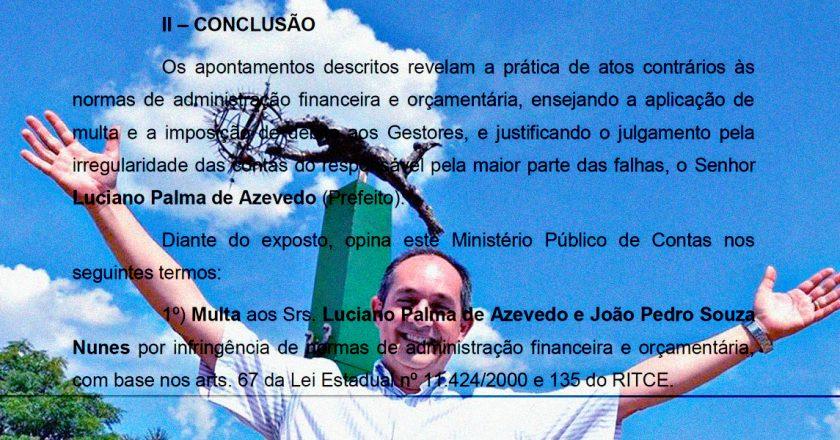 Os problemas de Luciano Azevedo